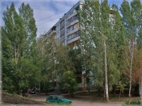 Samara, Kirov avenue, house 331. Apartment house