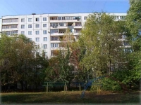 neighbour house: avenue. Kirov, house 371. Apartment house