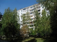neighbour house: avenue. Kirov, house 407. Apartment house