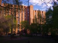 neighbour house: avenue. Kirov, house 36А. Apartment house