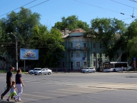 neighbour house: avenue. Kirov, house 42. Apartment house
