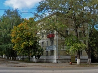 neighbour house: avenue. Metallurgov, house 2. Apartment house