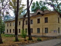 neighbour house: avenue. Metallurgov, house 3. Apartment house
