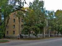 neighbour house: avenue. Metallurgov, house 4. Apartment house