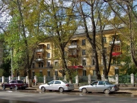 neighbour house: avenue. Metallurgov, house 10. Apartment house