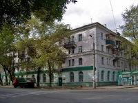 neighbour house: avenue. Metallurgov, house 12. Apartment house with a store on the ground-floor