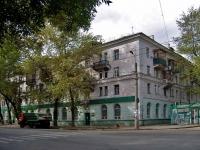 Samara, avenue Metallurgov, house 12. Apartment house with a store on the ground-floor