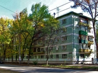 neighbour house: avenue. Metallurgov, house 15. Apartment house
