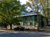neighbour house: avenue. Metallurgov, house 16. Apartment house