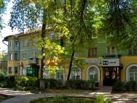 Samara, avenue Metallurgov, house 19А. Apartment house with a store on the ground-floor
