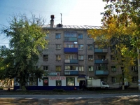 neighbour house: avenue. Metallurgov, house 21. Apartment house