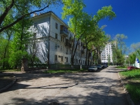 neighbour house: avenue. Metallurgov, house 35. Apartment house