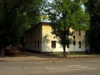 neighbour house: avenue. Metallurgov, house 1. Apartment house