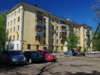 neighbour house: avenue. Metallurgov, house 33. Apartment house