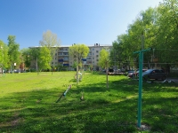 neighbour house: avenue. Metallurgov, house 71А. Apartment house