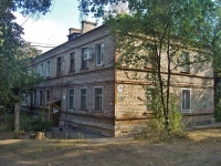 Samara, avenue Yunykh Pionerov, house 36А. Apartment house