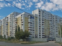 Samara, Yunykh Pionerov avenue, house 42. Apartment house