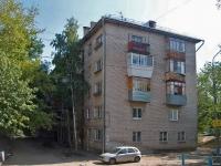 Samara, avenue Yunykh Pionerov, house 55. Apartment house