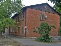Samara, avenue Yunykh Pionerov, house 73. Apartment house