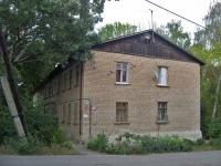 Samara, avenue Yunykh Pionerov, house 75. Apartment house