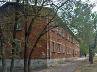 Samara, avenue Yunykh Pionerov, house 81. Apartment house