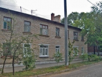 Samara, Yunykh Pionerov avenue, house 83. Apartment house