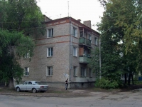 Samara, Yunykh Pionerov avenue, house 99. Apartment house