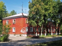 Samara, Yunykh Pionerov avenue, house 112. Apartment house