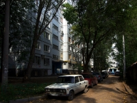 neighbour house: avenue. Yunykh Pionerov, house 131. Apartment house with a store on the ground-floor