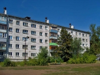 Samara, Yunykh Pionerov avenue, house 114. Apartment house