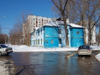 Samara, Yunykh Pionerov avenue, house 172. Apartment house