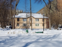 Samara, Yunykh Pionerov avenue, house 166. Apartment house