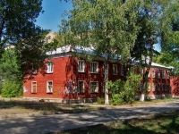 Samara, Yunykh Pionerov avenue, house 116. Apartment house