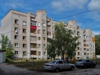 neighbour house: avenue. Yunykh Pionerov, house 142А. Apartment house