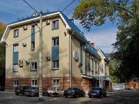 Samara, Yunykh Pionerov avenue, house 145. office building