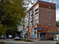 neighbour house: avenue. Yunykh Pionerov, house 146. Apartment house with a store on the ground-floor