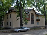 Samara, Yunykh Pionerov avenue, house 147. Apartment house