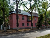 Samara, Yunykh Pionerov avenue, house 153. Apartment house