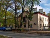Samara, Yunykh Pionerov avenue, house 155. Apartment house