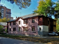neighbour house: avenue. Yunykh Pionerov, house 164. Apartment house