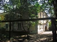Самара, Академический переулок, дом 3А. многоквартирный дом