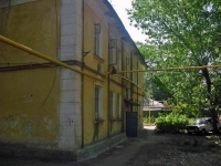 Samara, Akademicheskiy alley, house 8. Apartment house