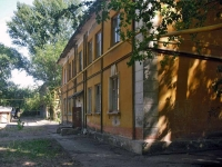 Samara, Akademicheskiy alley, house 10. Apartment house