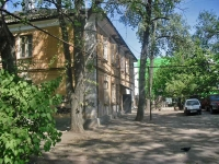 Samara, Akademicheskiy alley, house 11. Apartment house