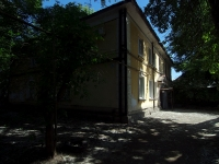 neighbour house: alley. Akademicheskiy, house 3А. Apartment house