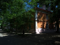 Samara, Akademicheskiy alley, house 7. Apartment house