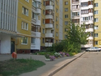 Samara, Dybenko st, house 116. Apartment house