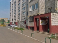 neighbour house: st. Dybenko, house 118А. Apartment house