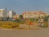 Samara, Dybenko st, house 118А. Apartment house