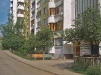 萨马拉市, Dybenko st, 房屋 118. 公寓楼